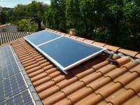 Chauffe-eau solaire ALLIANTZ 300 litres, 4m2 de capteurs horizontaux. Toulouse (31)
