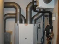 VMC Double Flux Helios avec puits canadien glycolé. Montégut-Bourjac (31)