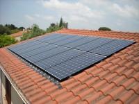 Installation  photovoltaïque raccordé réseau 3kWC, 12 modules SANYO 250Wc, onduleur INGETEAM. Bruguières (31)