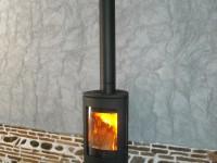 Poêle à bois JOTUL F363 de 8kW + création de conduit de fumées double paroi isolé. Longages (31)