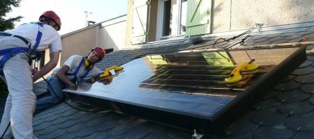 dapannage solaire