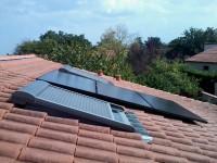 Installation photovoltaïque de 750Wc en autoconsommation directe, micro-onduleurs Enphase. Cugnaux (31)