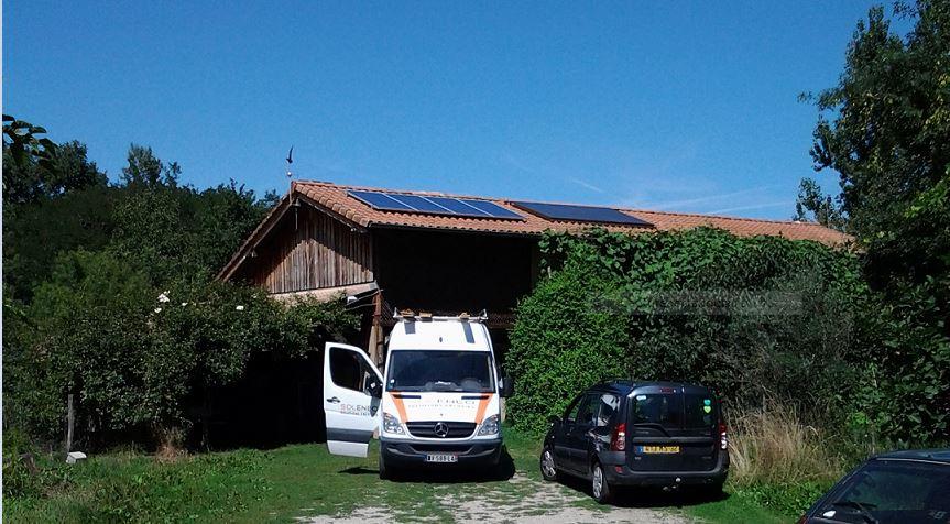 photovolta que en autoconsommation pour exploitation agricole soleneo. Black Bedroom Furniture Sets. Home Design Ideas