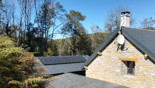 photovoltaïque autonome par Solénéo
