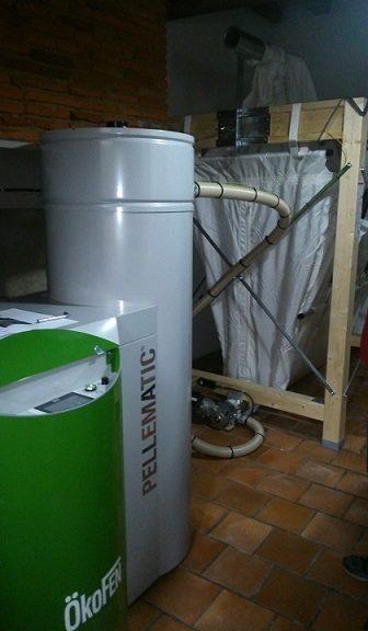 Comment rajouter un silo à granulés à votre chaudière ÖKOFEN à alimentation manuelle ?