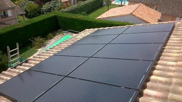 panneaux solaires DUALSUN à Escalquens par Solénéo