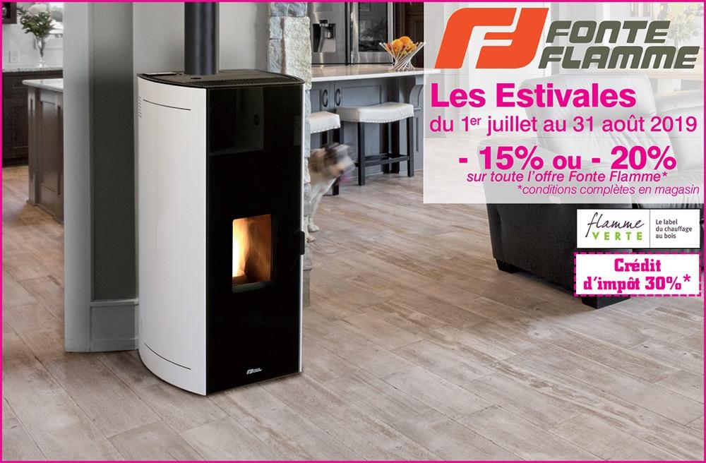 Promotion Les Estivales 2019
