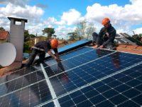 Installation de 3kWc en autoconsommation avec vente du surplus et capteur solaire thermique à Roques (31)