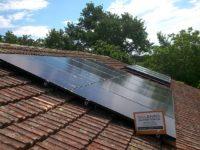 Installation de 3kWc en autoconsommation et chauffe-eau solaire de 6m2/500 litres pour un gîte à Giscaro (32 200)