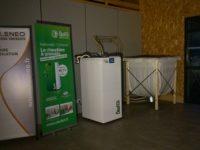 Chaudière à granulés Pellematic Condens de 18kW pour le chauffage des locaux de Solénéo à Carbonne (31)